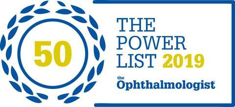 Moorfields staff make The Ophthalmologist Power List 2019